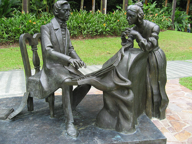 Chopin_at_Singapore_Botanical_Gardens