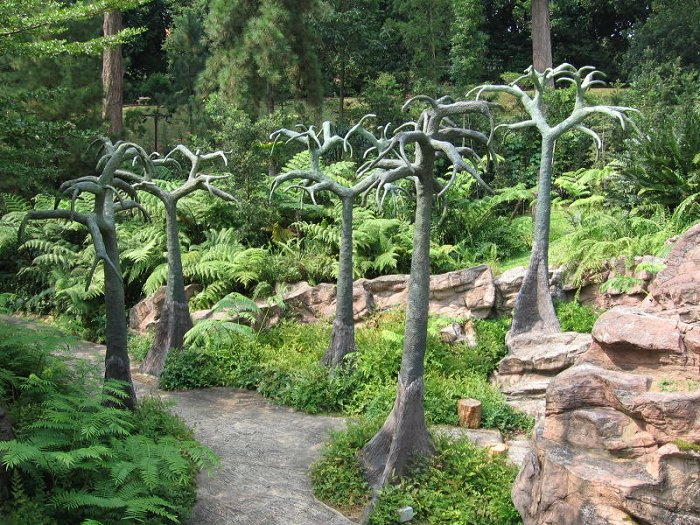 Сад эволюции