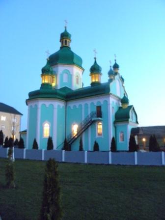 Свято-Вознесенский монастырь