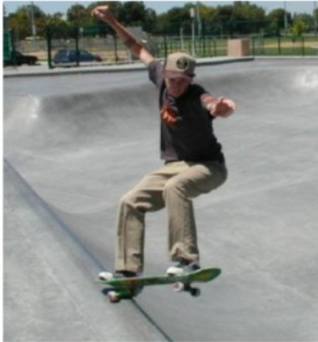 Скейт-бординг