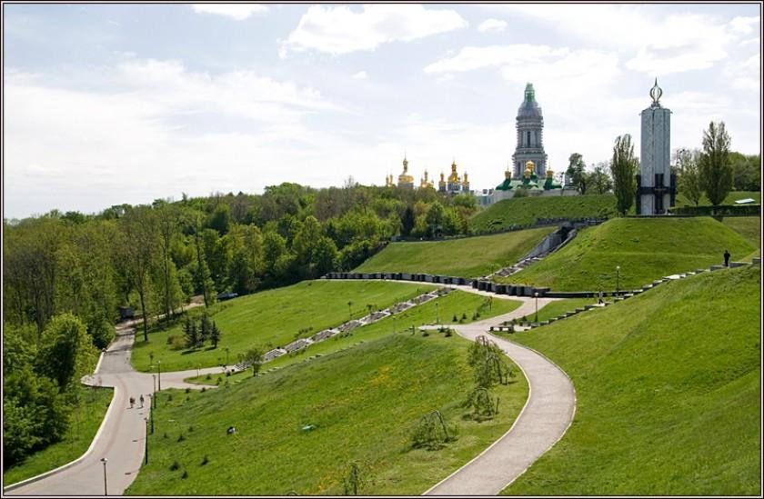 Парк «Вечной Славы»