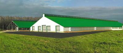 Сельскохозяйственное здание