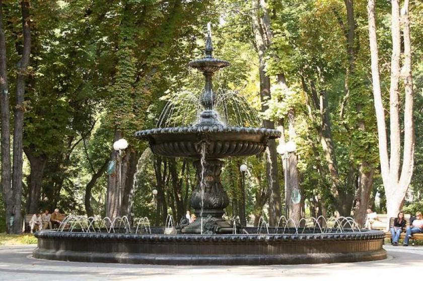 Мариинский парк г. Киев