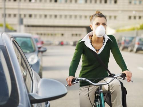 Загрязнение города