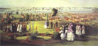 Первый исторический сад в Сингапуре