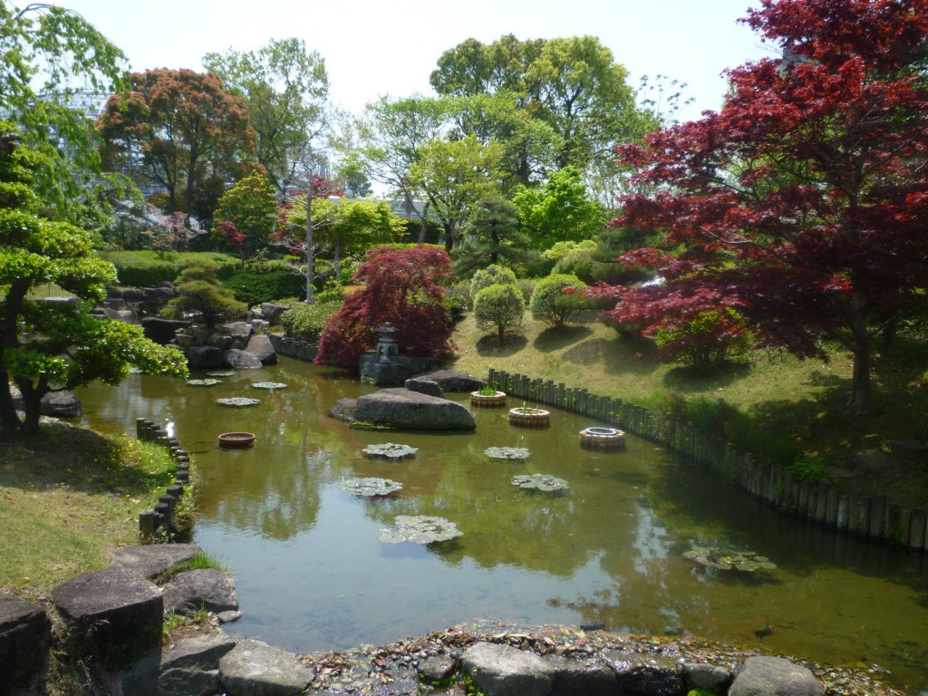 Цветочный парк «Хамамацу»