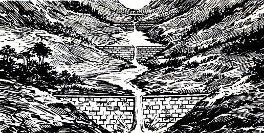 Защитные сооружения от селей