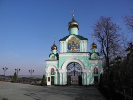 Свято Вознесенский монастырь