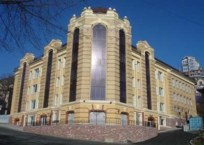 Общественное здание