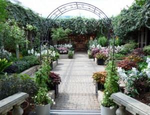 Пряный сад